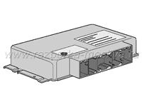 Блок управления АКПП BMW E46