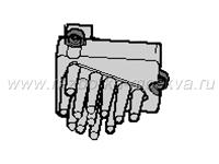 Резистор печки BMW E46