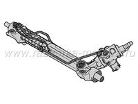 Рулевая рейка BMW E46
