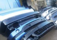 Бампер задний BMW X5 E53