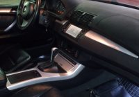 Декоративные накладки BMW X5 E53
