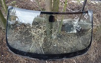 Стекло лобовое BMW E90