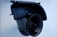 Моторчик печки BMW E90