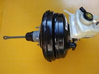 Вакуумный усилитель тормозов BMW X5 E70