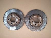Тормозные диски BMW X5 E70