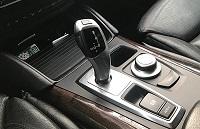 Селектор выбора передач BMW X5 E70