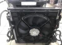 Вентилятор охлаждения BMW X5 E70