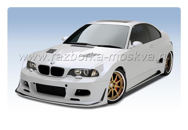 двигатели которые ставились на e46 BMW